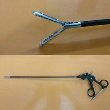 Addler Laparoscopy Storz Type Endo Clinch Short Grasper Surgical Instruments 5mm