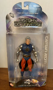 2009 History of the DC Universe Series 4 - CAPTAIN ATOM - New