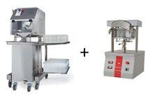 Pizza Dough Divider Rounder Hot Pizza Press For Pizza Diameter 18
