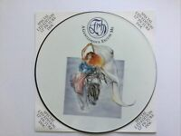 """Fish; A Gentleman's Excuse Me / Whiplash: 12"""" Picture Disc Single Free UK Post"""