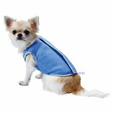 Small / Medium/ Large Dog Cooling Vest Coat Jacket Swamp Cooler for Pet Dogs Cat