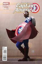 CAPTAIN AMERICA Sam Wilson (2015) #1 - Cosplay 1:15 VARIANT COVER