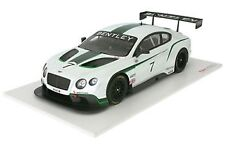 Bentley Continental Gt3 Goodwood Festival Of Speed 2013 1:18 Model
