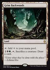MTG Magic - (R) Commander Anthology - Grim Backwoods - NM/M
