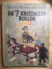 DE 7 KRISTALLEN BOLLEN - KUIFJE (1948)