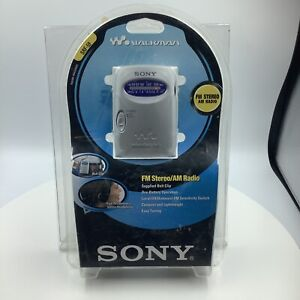 Vintage Sony Walkman SRF-59 New In Box