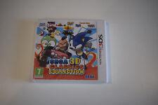 sega 3d classics collection nintendo 3ds  jeux de sega neuf