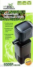 Internal Power Filter - 6005F - 15W F.Max 880 L/H - Aquarium Fish Tank - You2Buy