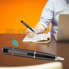 720P Wireless Remote Wifi Security Hidden Pen IP HD Camera Network Cam H.264 Wri