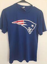 Youth Boys New England Patriots Mesh Shirt Large