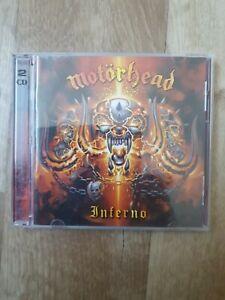 Motörhead - Inferno - CD / DVD
