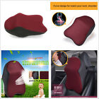 Auto Car Seat Headrest Pad Memory Foam Pillow Head Neck Rest Support Cushion New