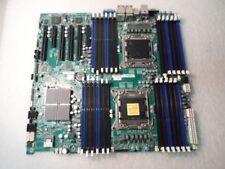 Supermicro 122149 Motherboard MBD-X9DRI-LN4F+ LGA2011 C602 DDR3 SATA PCI V1.20a