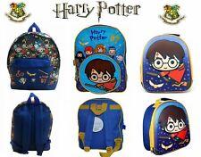 Harry Potter Backpack Lunch Bag School Bag Rucksack Selection - Back To School