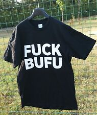 Maglia Bufu tipo supreme ispirata alla Dark Polo Gang Nera Taglia S