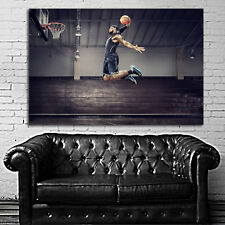 Poster Mural Lebron James NBA Basketball 40x54 inch (100x135 cm) on 8mil Paper