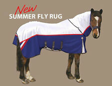 GEE TAC HORSE ULTIMATE LINED SWEETITCH NO JOIN FLY COMBO RUG UV RATED + web rope