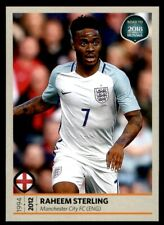 Road to 2018 World Cup (UK Version) - Raheem Sterling (England) No. 60