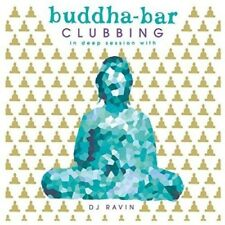 BUDDHA BAR CLUBBING 02 - BUDDHA BAR PRESENTS/+  -BY DJ RAVIN  CD NEW