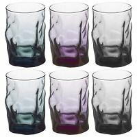 Bormioli Rocco Sorgente Dinner Glasses Tumblers Drink Cups Party Sets 30cl 300ml