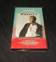 Bullitt  VHS Pal Warner home video Original clamshell Steve McQueen
