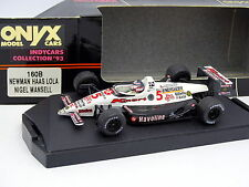 Onyx 1/43 - Indy Car Indianapolis 1993 Newman Haas Lola Mansell