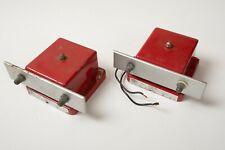 Simplex Audible Signal Door Bell P4l Chime 4060 8 Pair 542349 Red 328m