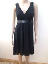 NEXT Nylon Patternless V-Neck Dresses for Women