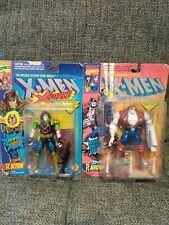RICTOR & Random X-MEN & X-FORCE ORIGINAL MUTANT MARVEL TOYBIZ 1994 NEW