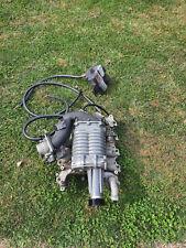 1999-2004 Ford Mustang 4.6L 2V Saleen Supercharger Setup Gt Pi Cobra Bullitt