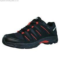 Salomon SHIVA Mens Black Outdoors Walking Trekking Shoes Trainers Size 7.5