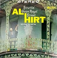Struttin' Down Royal Street Al Hirt Vintage Vinyl Record LP VG+ E3293