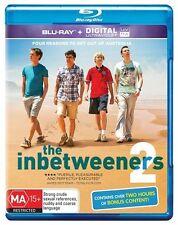The Inbetweeners 2 Movie  Blu-Ray Region B