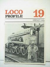 Loco Profile Magazine # 19 Gresley A4s