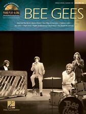 Bee Gees Sheet Music Piano Play-Along Book and CD NEW 000312055