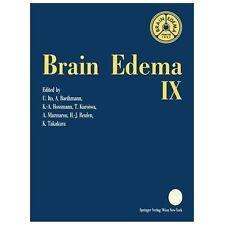 Acta Neurochirurgica Supplement: Brain Edema IX : Proceedings of the Ninth...
