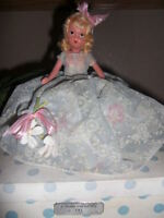 Nancy Ann Storybook Doll ~ #191 A Flower Girl for May w/Socket Head & Box