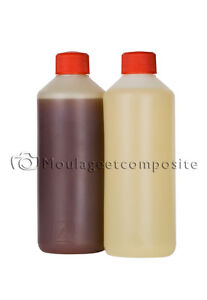 Résine Polyuréthanne bi composant 1kg(500+500)