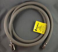 BAYONET  LPG HOSE SUIT WEBBER BBQ 3/8 BSP FEMALE FLARE 10MM PVC HOSE 1500MM