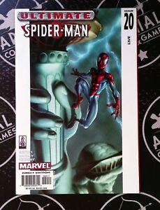 Ultimate Spider-Man #20-24 Marvel Comics NM 9.4 Bendis Bagley Peter Parker