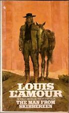 The Man From Skibbereen: Louis L'Mour Bantam Books 1979 Western E-79