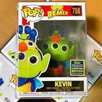 "Funko Pop Remix : SDCC 2020 Exclusive : KEVIN #758 Vinyl ""Mint Box"""