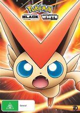 Pokemon The Movie: Black and White - Reshiram NEW R4 DVD