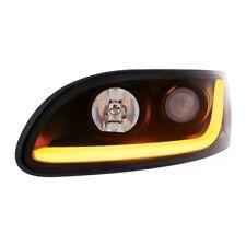 """Blackout"" Peterbilt 386/387 Projection Headlight - Driver"