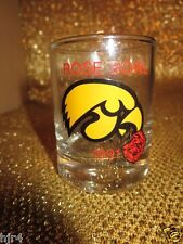 Iowa Hawkeyes 1991 Rose Bowl Game Football Shot Glass NEW