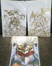 Boom Comics power rangers gold foil lord drakkon