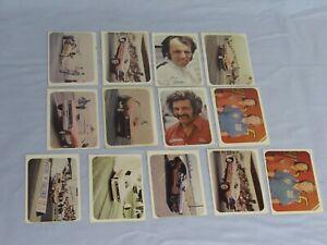 Fleer AHRA Drag Nationals Trading Card Lot of 13 Eleven Different Cards