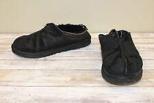 Ugg Neuman Men's Black Slipper Shoe Size 11