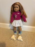 American Girl Doll no box DOTY 2008 Mia St. Clair