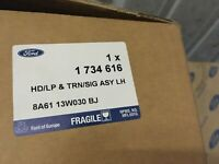 Ford Fiesta 2008-2012 New Genuine Ford headlamp